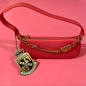 New Juicy Couture leather bag